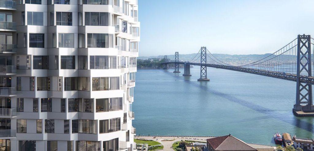 Mira Bay Bridge Views