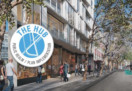 Van Ness Hub Plan
