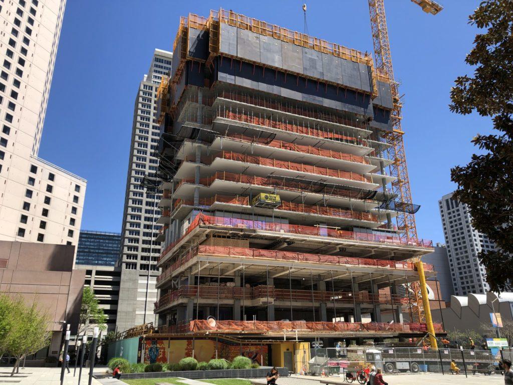 706 Mission Under Construction