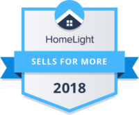 image of homelight sells or more badge