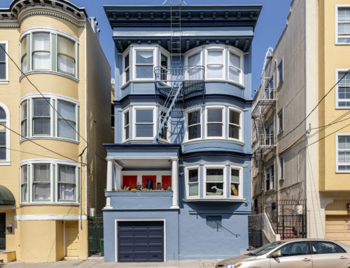Hayes Valley – 518 Page St